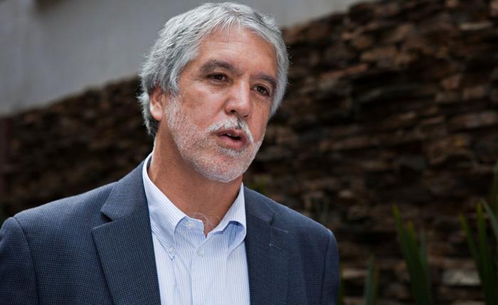 Alcalde de Bogotá, Enrique Peñalosa.