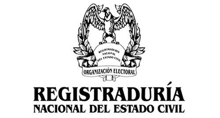Registraduría Nacional del Estado Civil.