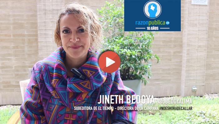 Jineth Bedoya