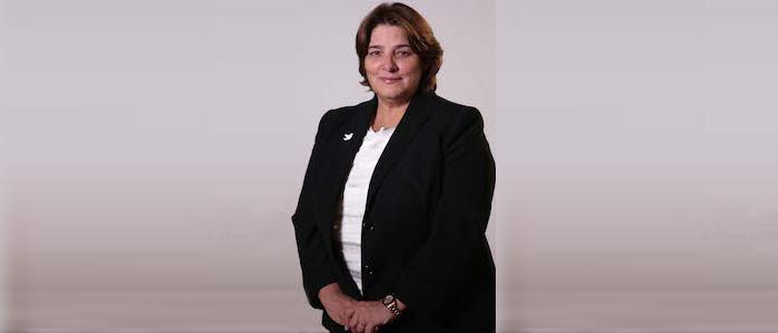Ex Ministra de Cultura Mariana Garcés (2010-2018).