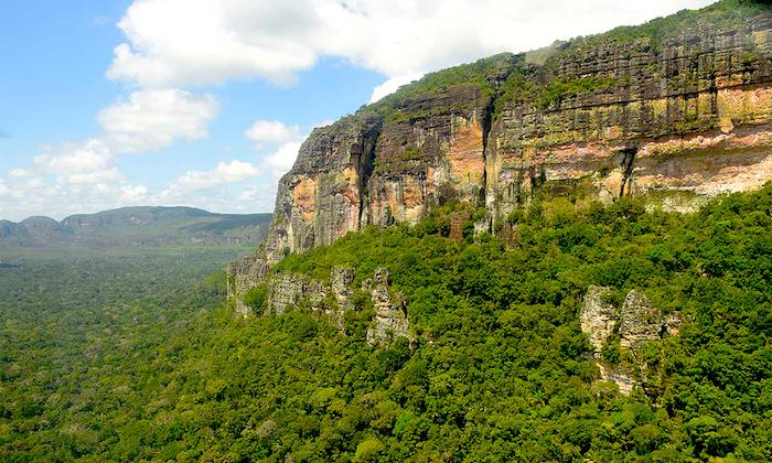 Parque Nacional Natural, Serranía de Chiribiquete.