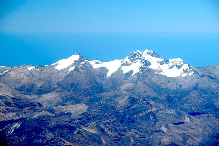 Sierra Nevada de Santa Marta.