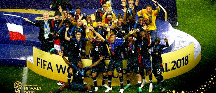 Selección francesa.