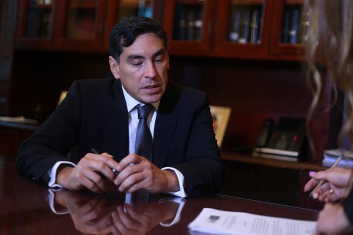 Álvaro Hernán Prada.