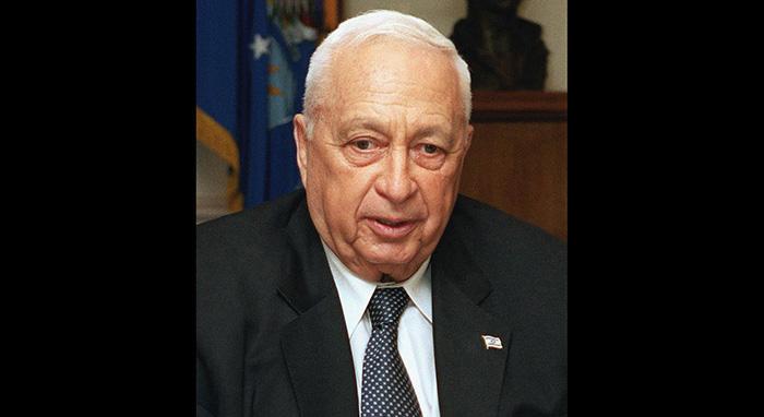 Ariel Sharon, ex Primer Ministro de Israel.