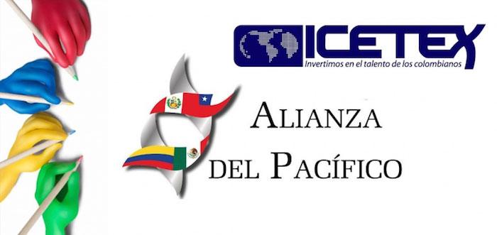 Becas estudiantiles pactadas con la Alianza del Pacífico.