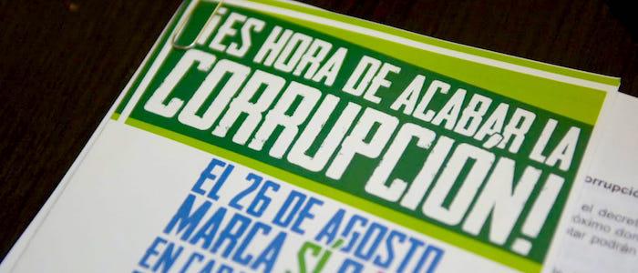 Consulta Anticorrupción.