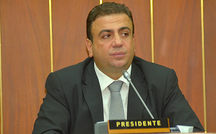 Musa Besaile, excongresista en varios procesos por soborno a magistrados, parapolítica y corrupción.