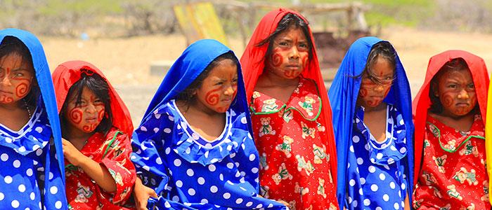 Comunidad Wayúu.