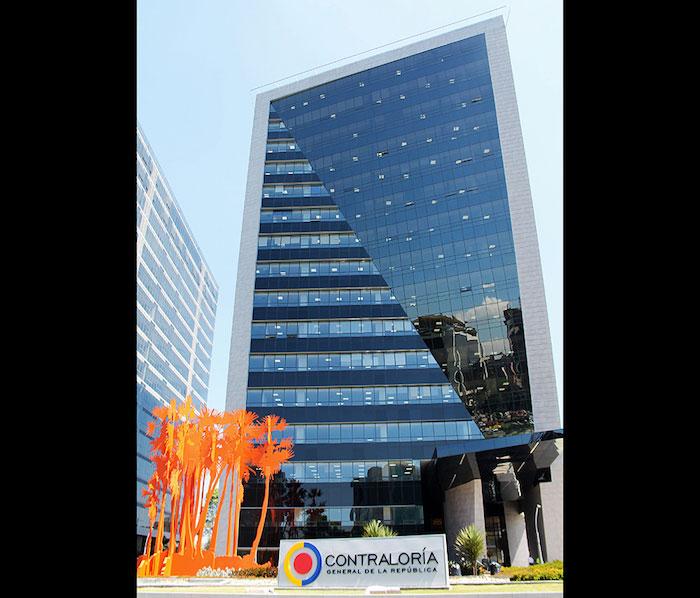 Edificio Contraloría General de la Nación.