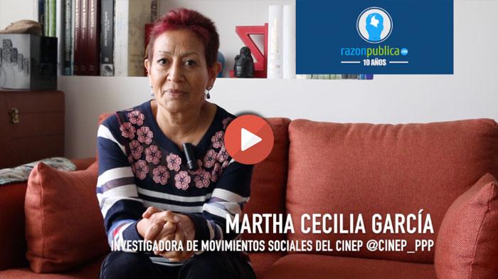 Martha Cecilia Garcia