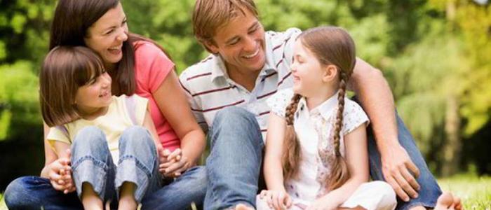 Visión conservadora de familia.