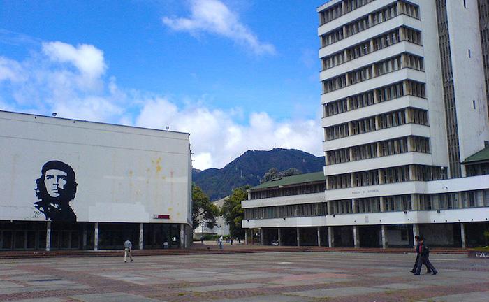 Universidad pública, Universidad Nacional de Colombia.