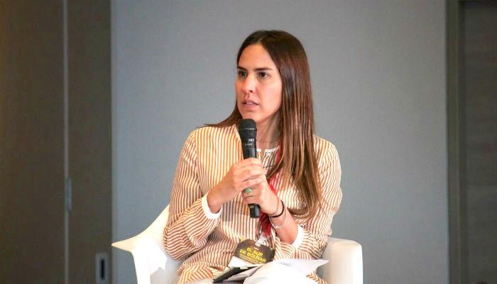 Presidente de la ANM, Silvana Habib