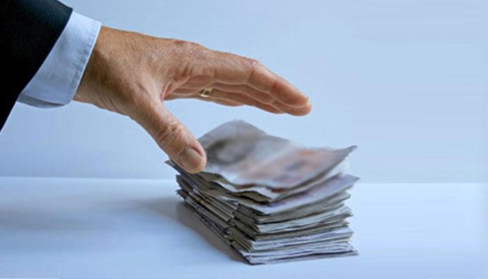 Dineros Públicos.