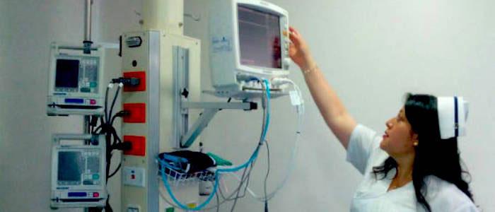 Crisis de los hospitales
