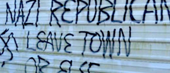 El grafiti se ha usado para plasmar denuncias sociales