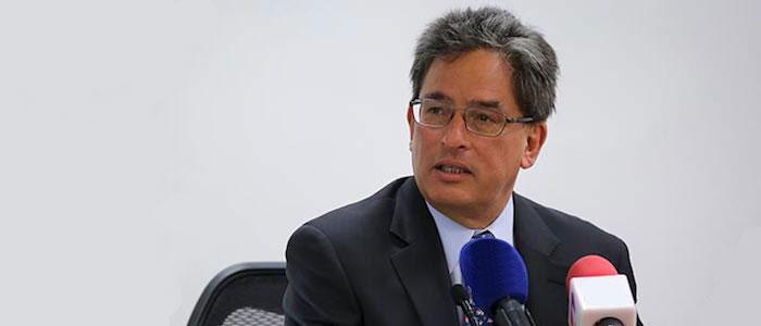 Ministro Alberto Carrasquilla