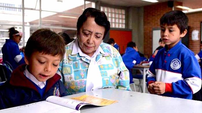 Los estudiantes tienen puntajes muy bajos en las pruebas de matemáticas.