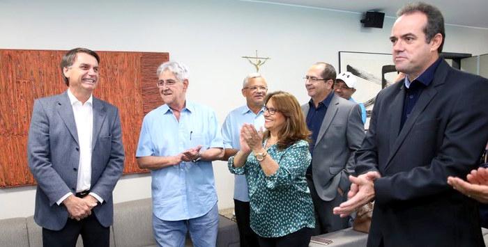 Apoyos de Jair Bolsonaro