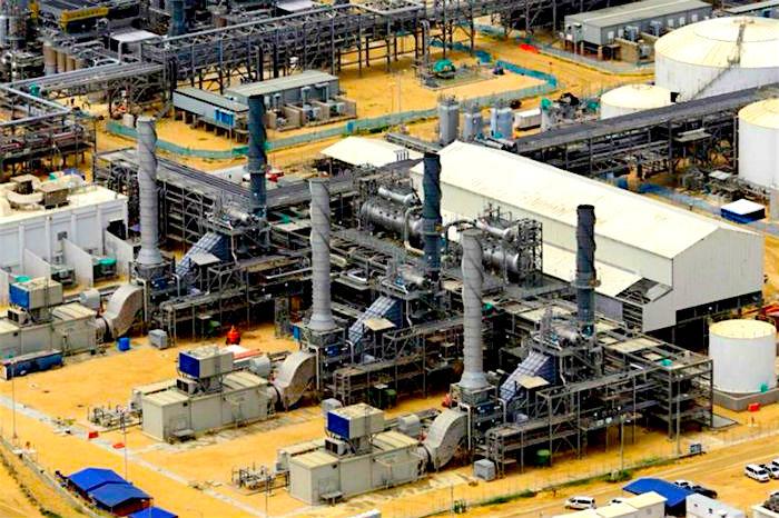 Refinería de Cartagena pone en operación todas sus unidades.