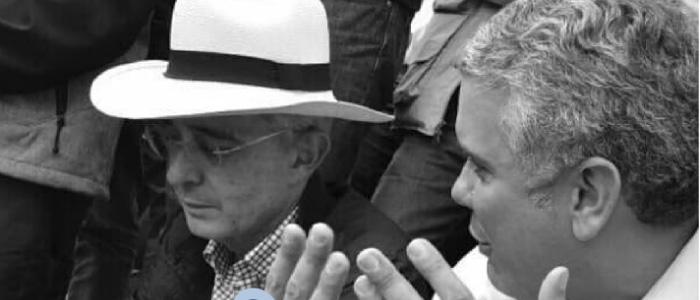 Duque y Uribe.
