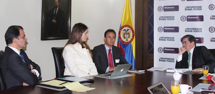 Juanita Goebertus, la única congresista que no se declaró impedida para votar el proyecto.