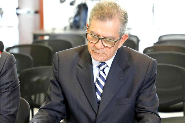 General Mario Montoya en audiencia ante la JEP