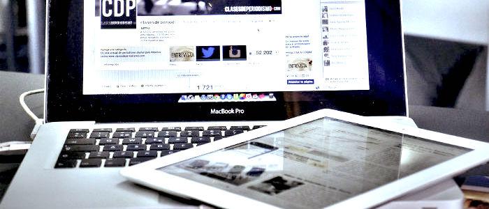 Periodismo digital.
