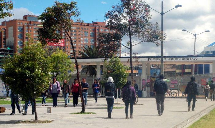 Universidad Nacional.