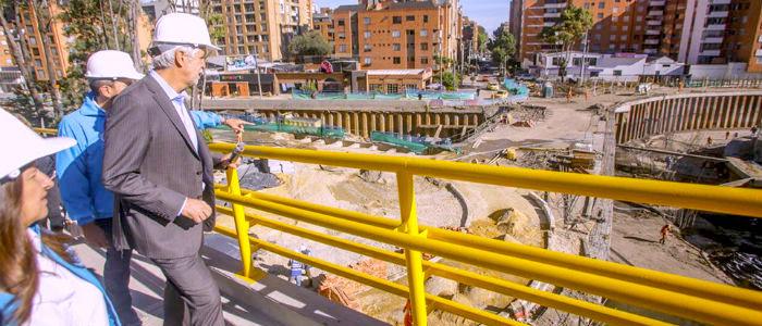 Se aprueba proyecto de valorización en Bogotá.