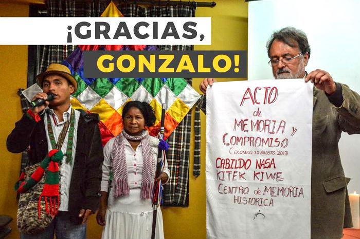 Gonzalo Sánchez Gómez.
