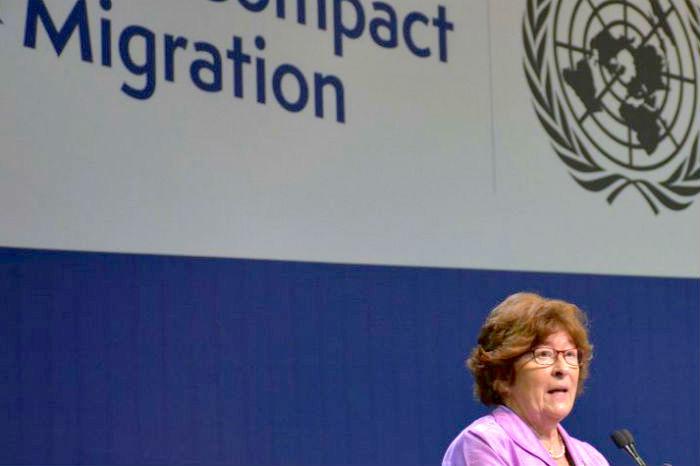 El objetivo del pacto es hacer la migración más humana y organizada.