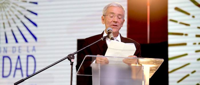 Francisco de Roux. Inicio de la Comisión de la Verdad