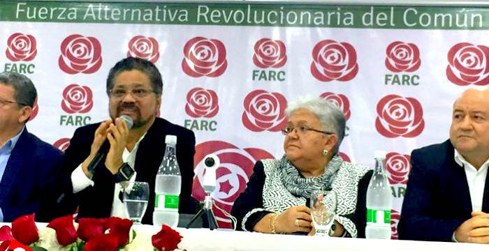 Este año estuvo marcado por el inicio de la participación política de la FARC.