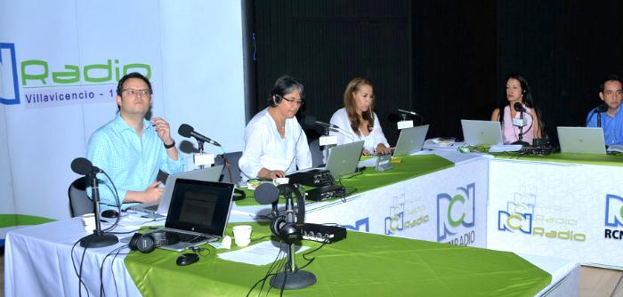 RCN Radio en Villavicencio.