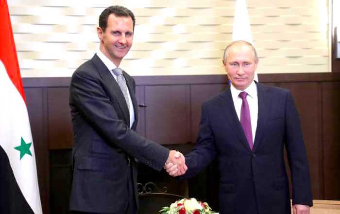El 2018 sirvió para consolidar la victoria del al Assad.