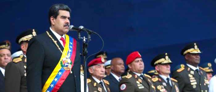 Nicolás Maduro se posesionó el pasado 10 de enero.