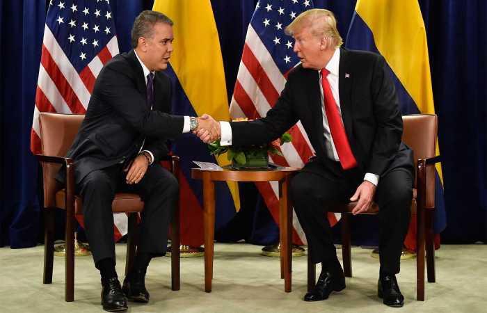 Estados Unidos ha sido un actor clave en la política antidrogas de Colombia.