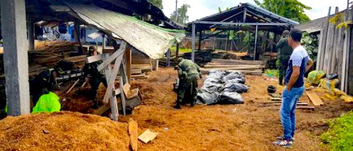 Después del desarme de las FARC, se reconfiguró el narcotráfico en Tumaco.