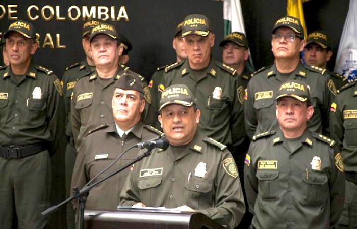 Nueva cúpula de la Policía.