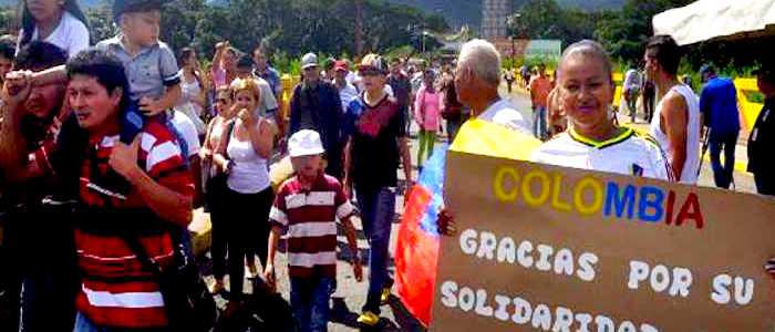 Se estima que los migrantes venezolanos superan los tres millones.