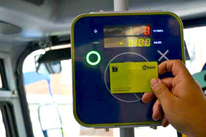 El aumento de la tarifa incluye todos los servicios prestados por Transmilenio.