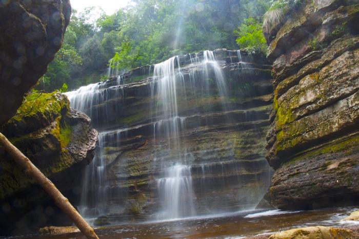 El proceso de deforestación de la amazonía pone en entredicho tanto al PNN Chiribiquete como la conectividad ecológica regional.