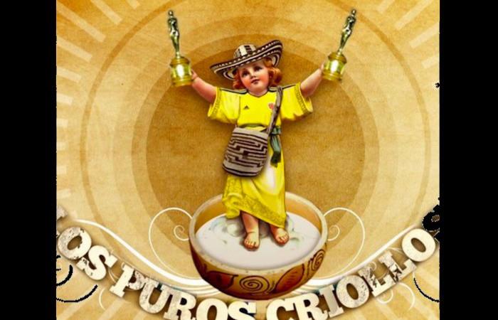 Logo Los Puros Criollos.