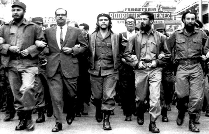 Conmemoración de la Revolución Cubana.