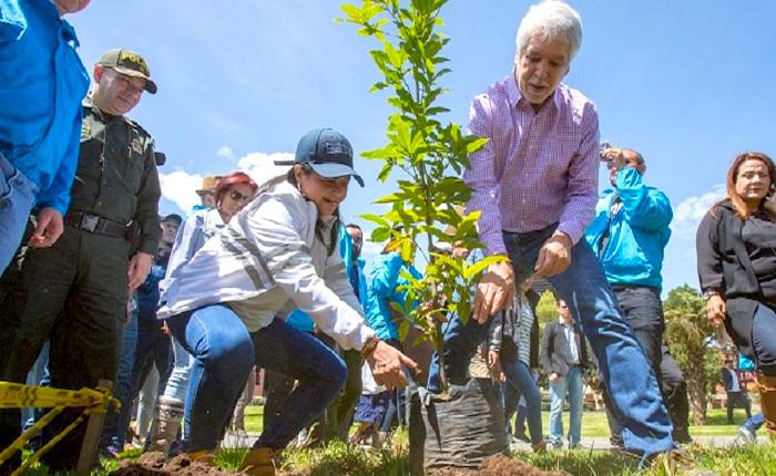 Peñalosa logró convertir al Jardín Botánico en la institución más detestada. El último evento: la tala en el parque Japón.