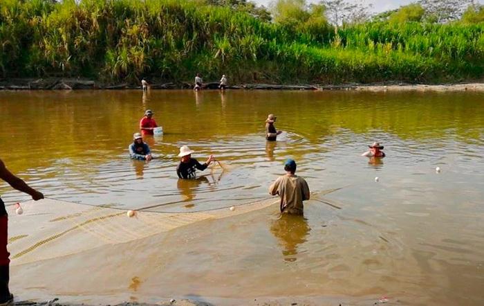 La situación del río Cauca es dramática para las comunidades.
