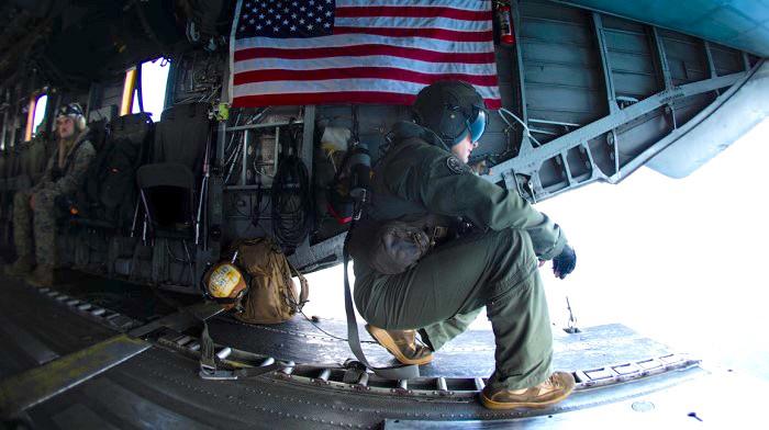 Fuerzas Militares estadounidenses.
