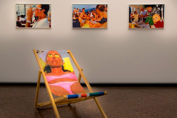 Martin Parr exposición Munich